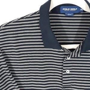 Polo Golf Ralph Lauren Striped Polo Shirt